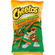 Frito-Lay Cheetos Crunchy Cheddar Jalapeno Cheese Flavoured Snacks (280g)  - Urbery