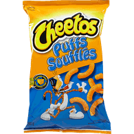 Frito-Lay Cheetos Puffs Cheese Flavoured Snack (260g)  - Urbery