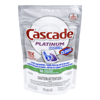Cascade Platinum Action Pacs with Clorox, Fresh Scent (16ea)  - Urbery