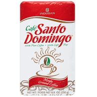 Santo Domingo Ground Coffee (250g)  - Urbery