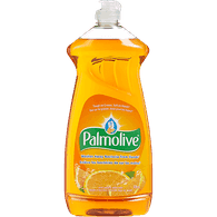 Palmolive Dishwashing Detergent Dish Liquid, Orange Extracts (828mL)  - Urbery