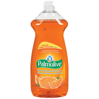 Palmolive Dishwashing Detergent , Orange (1L)  - Urbery