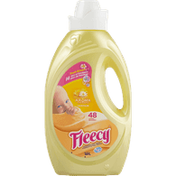 Fleecy Liquid Fabric Softener, Aroma Therapy Calm (1.47L)  - Urbery