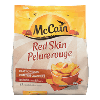 McCain Superfries Red Skin Wedges (650g)  - Urbery