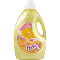 Fleecy Liquid Fabric Softener, Aroma Therapy Calm (3L)  - Urbery
