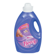 Fleecy Liquid Fabric Softener, Aroma Therapy Relax (3L)  - Urbery