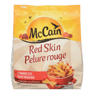 McCain Superfries Red Skin Straight Cut (650g)  - Urbery