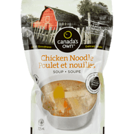 Canada's Own Chicken Noodle Soup (725mL)  - Urbery