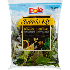 Dole Endless Summer Salad Kit (244g)  - Urbery