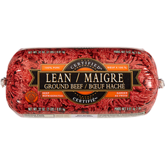 Lean Ground Beef Tube (908g)