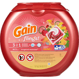 Gain Flings 3 In 1, Tropical Sunrise (66ea)