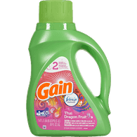 Gain High Efficiency Liquid Detergent, Thai Dragon Fruit (1.47L)  - Urbery