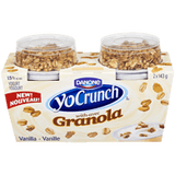 YoCrunch Yogurt With Granola (2x143g)