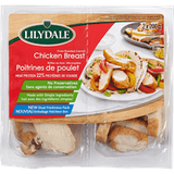 Lilydale Oven Roasted Chicken Breast, Carved (2X200g)