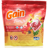 Gain Flings 3 In 1, Tropical Sunrise (14ea)