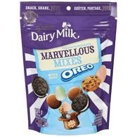 Cadbury Dairy Milk Marvellous Mix-Ups with Oreo (150g)  - Urbery