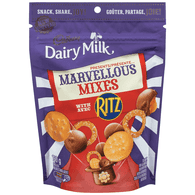 Cadbury Dairy Milk Marvellous Mix-Ups with Ritz (150g)  - Urbery