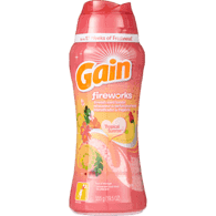 Gain Fabric Enhancer, Tropical Sunrise (555g)  - Urbery