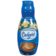 International Delight Coffee-Creamer, French Vanilla Fat Free (946mL)