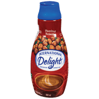 International Delight Coffee-Ceamer, Irish Hazelnut (946mL)