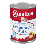 Carnation Canned  Evaporated Milk, Regular (354mL)  - Urbery