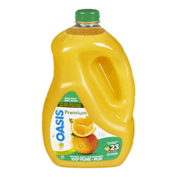 Oasis Premium Orange Juice With Pulp (2.5L)  - Urbery