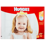 Huggies Little Snugglers, Step 4 (132 ea)