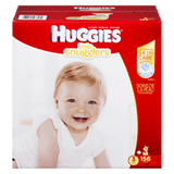 Huggies Little Snugglers, Step 3 (156 ea)