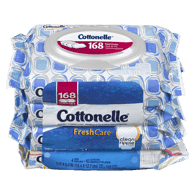 Cottonelle Flushable Cleaning Cloths (45 ea)  - Urbery