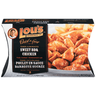Lou's Sweet BBQ Chicken (400g)  - Urbery