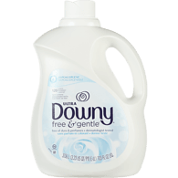 Downy Liquid Laundry Detergent, Free & Gentle (3.06L)  - Urbery