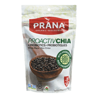 Prana ProactivChia, Whole Black (284g)  - Urbery