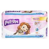 Pull-Ups Cool & Learn, Girl 2T-3T (42 ea)