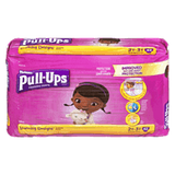 Pull-Ups Learning Designs, Girl 2T-3T (42 ea)