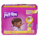 Pull-Ups Learning Designs, Girl 4T-5T (32 ea)