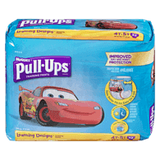 Pull-Ups Learning Designs, Boy 4T-5T (32 ea)