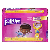Pull-Ups Learning Designs, Girl 3T-4T (38 ea)