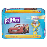 Pull-Ups Learning Designs, Boy 3T-4T (38 ea)