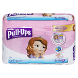 Pull-Ups Cool & Learn, Girl 3T-4T (38 ea)