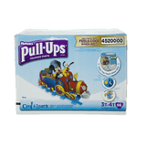 Pull-Ups Cool & Learn, Boy 3T-4T (66 ea)