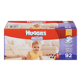Huggies Little Movers Diapers, Size 3 (92 ea)