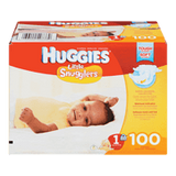 Huggies Little Snugglers Diapers, Size 1 (100 ea)
