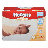 Huggies Little Snugglers Diapers, Club Pack (198 ea)