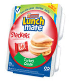 Schneider Lunchmate Stacker Summer Turkey (90g)