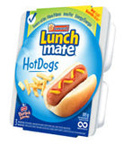 Schneider Lunchmate Hot Dog Kit (105g)