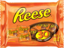 Reese Peanut Butter Cup Bag  (30 Bars)  - Urbery