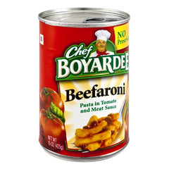 Chef Boyardee Spaghetti with Meatballs (411g)