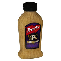 French's Honey Dijon Mustard (325ml)