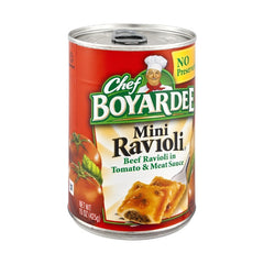 Chef Boyardee Mini Ravioli (425g)