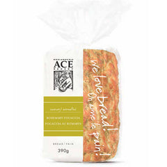 Ace Bakery Bread Rose Mary Focaccia (390g)